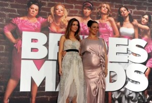 "Premiere Of Universal Pictures' ""Bridesmaids"" - Red Carpet"