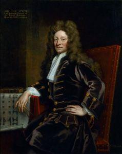 476px-Christopher_Wren_by_Godfrey_Kneller_1711