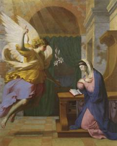 Eustache_Le_Sueur_1650_XX_The_Annunciation_(St._Gabriel_the_Archangel)