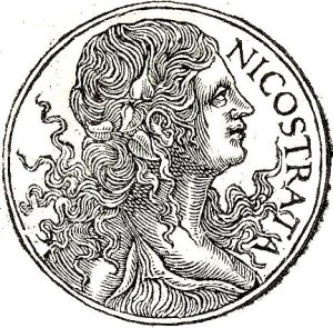Carmenta-Nicostrata