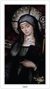 Saint Brigid (Bride) of Kildare